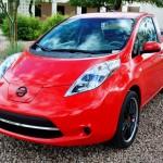 Sparky Nissan Leaf Pickup