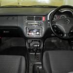 2005 Honda HR-V interior