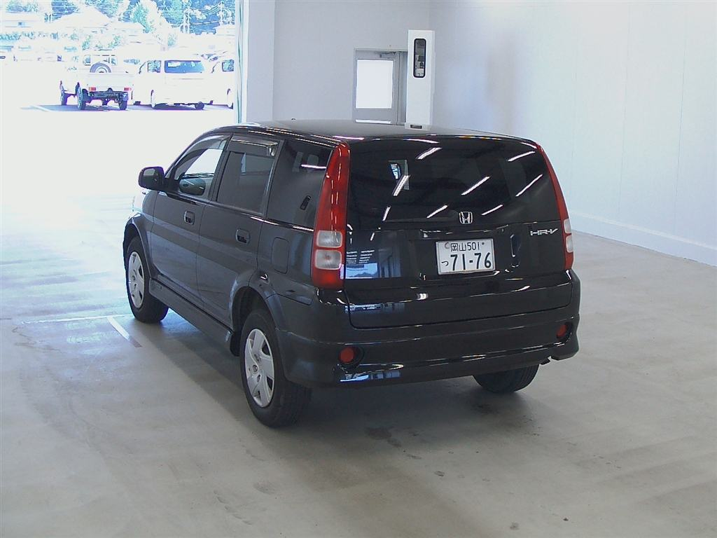 2005 Honda HR-V rear
