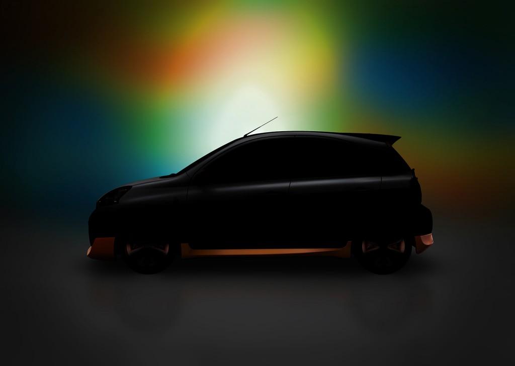 2014 Extrem II Concept profile
