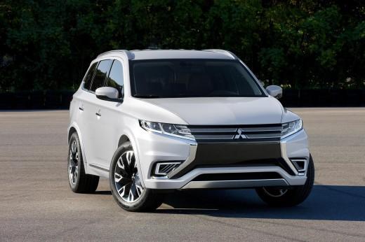 2014 Mitsubishi PHEV Concept S