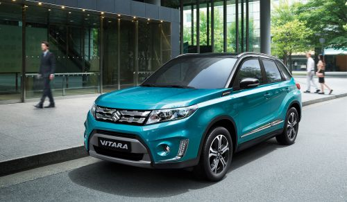 2014 Suzuki Vitara Concept