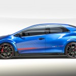 Honda Civic Type-R Hatchback profile