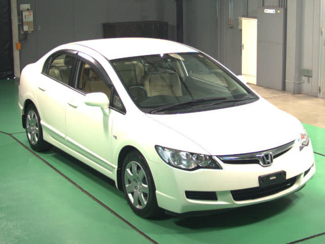2007 Honda Civic G