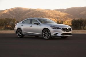2016 Mazda6 Sedan