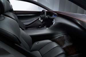 Infiniti Q80 Inspiration Concept Interior LA