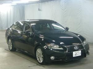 2012 Lexus GS 250 Version L