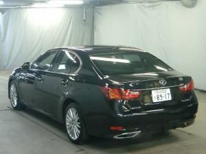 2012 Lexus GS 250 Version L auction find