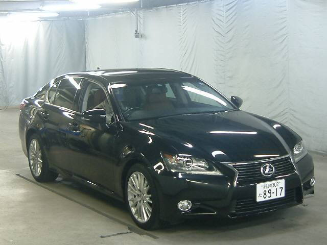 2012 Lexus GS 250 Version L