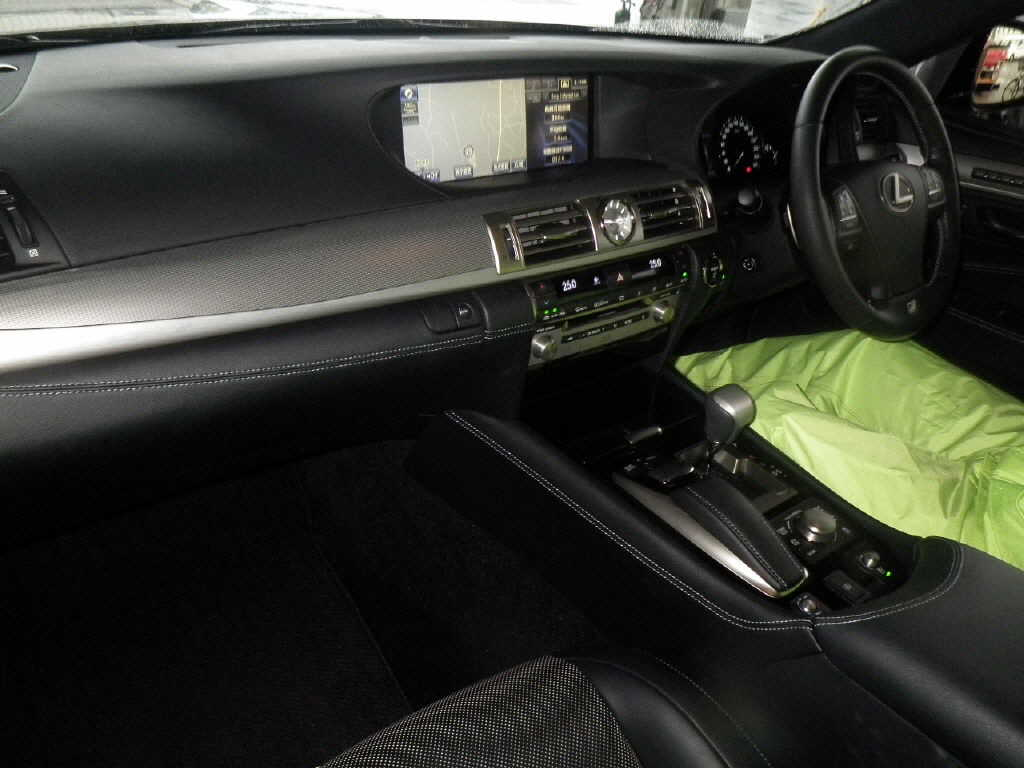 2012 Lexus LS 600h auction find