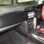 2012 Toyota 86 GT Limited interior