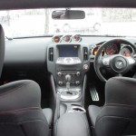 2013 Nissan 370Z Nismo interior