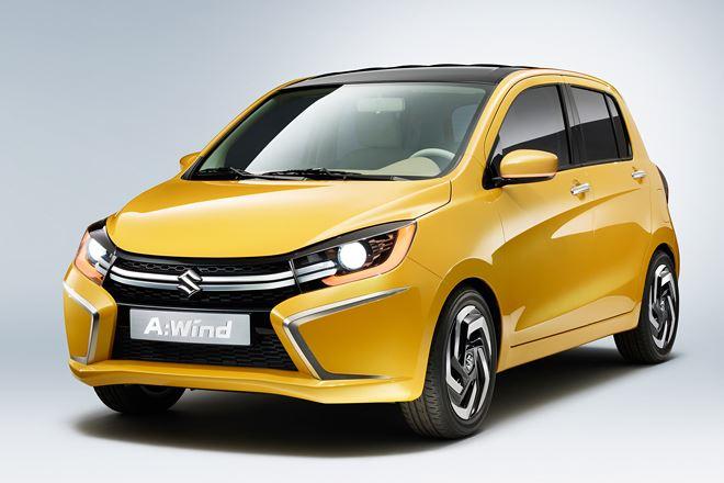 2013 Suzuki A-Wind Concept