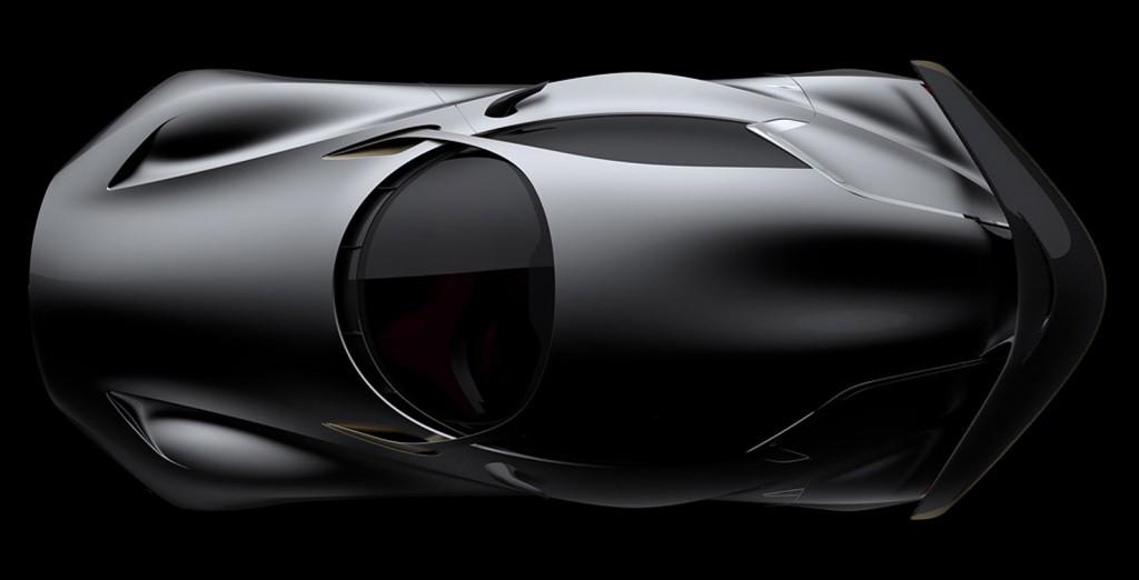 2014 Infiniti GT6 Vision Concept