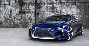 2014 Lexus LF-LC Concept