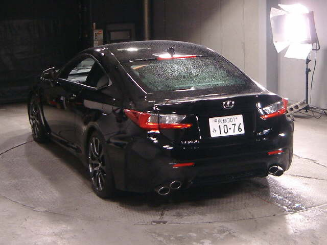 2014 Lexus RC-F auction find