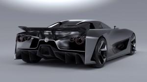 2014 Nissan Gran Turismo Vision 2020 Concept