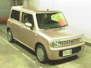 2014 Suzuki Alto auction find