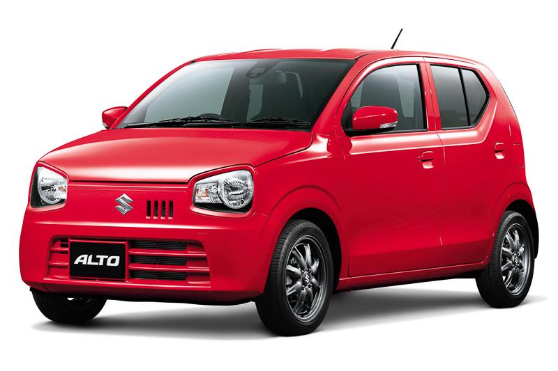 2015 Suzuki Alto Kei Car in