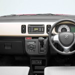 2015 Suzuki Alto kei car interior