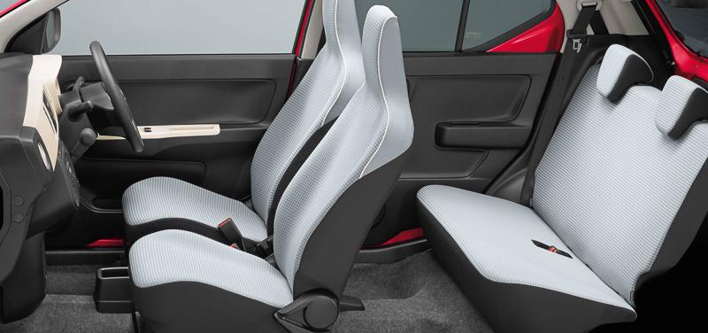 2015 Suzuki Alto JDM interior