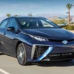 2016 Toyota Mirai FCV