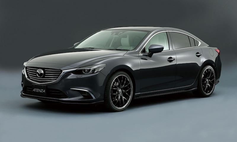 Tuned 2015 Mazda Atenza