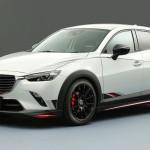 Tuned 2015 Mazda CX-3