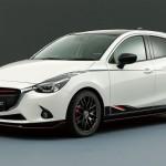 Tuned 2015 Mazda Demio Racing Concept