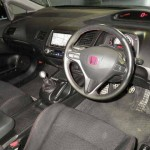 2010 Honda Civic Type R interior