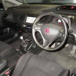 2010 Honda Civic Type R interior