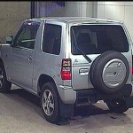 2010 Pajero Mini auction find