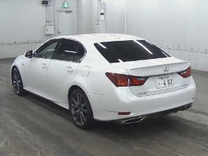 2012 Lexus GS350 F Sport auction find