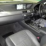 2012 Lexus GS350 F Sport interior