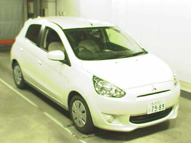 2013 Mitsubishi Mirage G