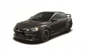 2015 Mitsubishi Lancer Evolution X Final Concept