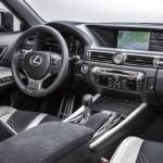 2016_Lexus_GS interior