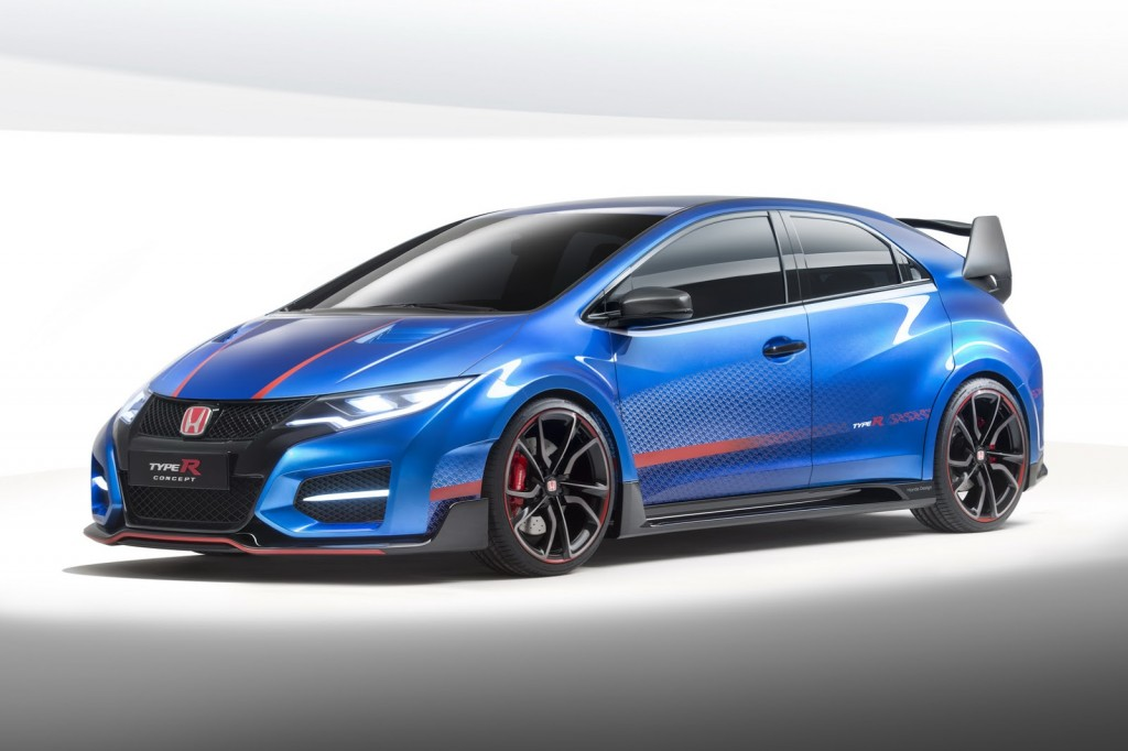 Honda Civic Type R Concept 2