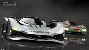 Mazda LM55 Vision Gran Turismo Concept with LM787