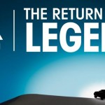 Mitsubishi Return of a Legend Teaser
