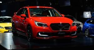 Subaru Legacy Blitzen Concept