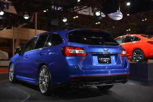 Subaru Levorg S Concept STI
