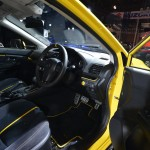 Subaru XV Sport Concept Interior