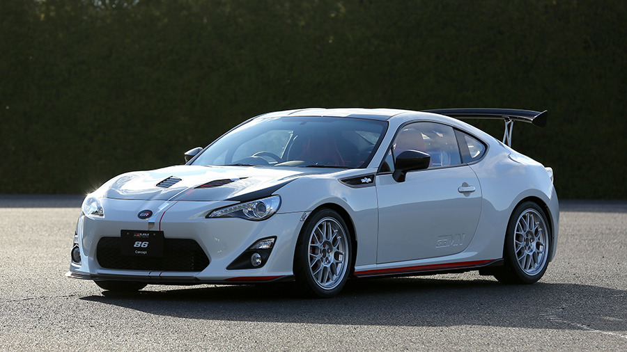 Toyota GT86 GRMN Concept