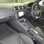 2012 Audi TT interior