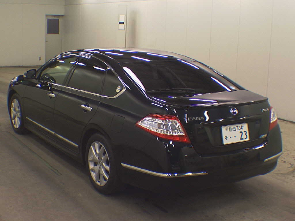 2012 Nissan Teana 250XL Sport Selection
