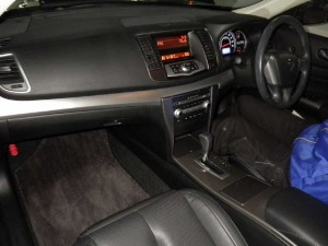 2012 Nissan Teana 250XL Sport Selection interior