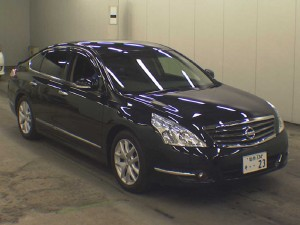 2012 Nissan Teana auction find