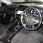 2012 Toyota Camry interior