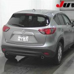 2014 Mazda CX-5 Liquid Silver